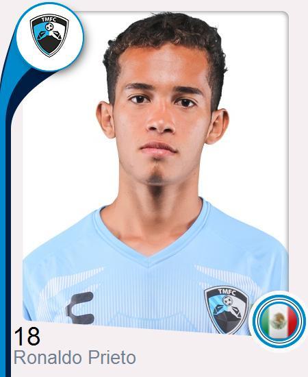 Ronaldo De Jesús Prieto Ramírez