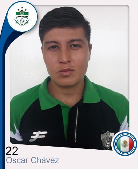 Oscar Jasiel Chávez Delgado