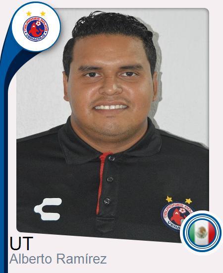 Alberto Aldair Ramírez Viveros