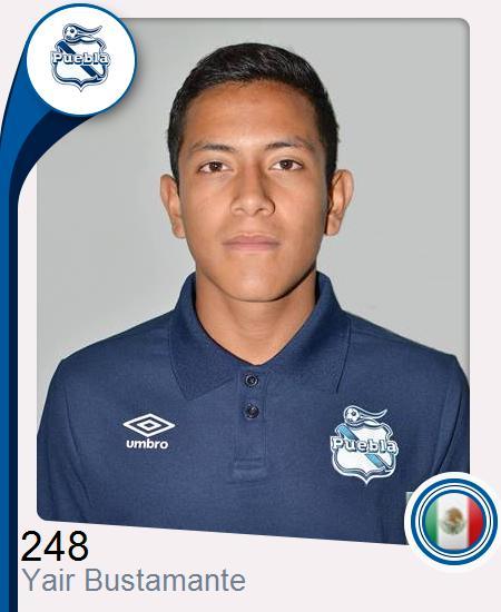 Yair Bustamante Camacho
