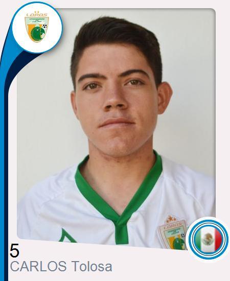 Carlos Armando Tolosa Herrera