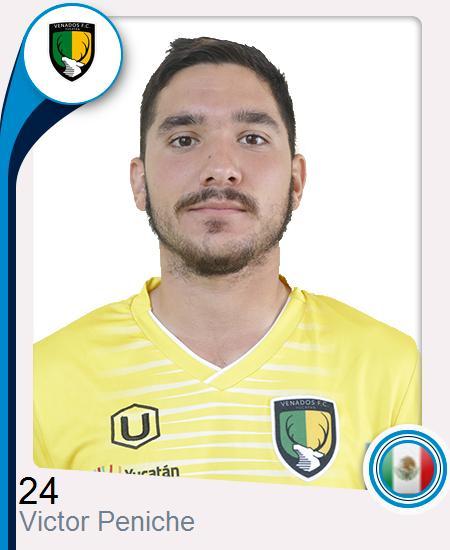 Victor Alberto Peniche Saenz