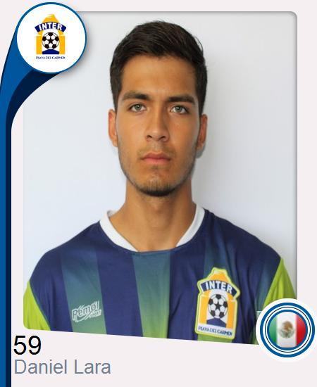 Daniel Alejandro Lara Figueroa