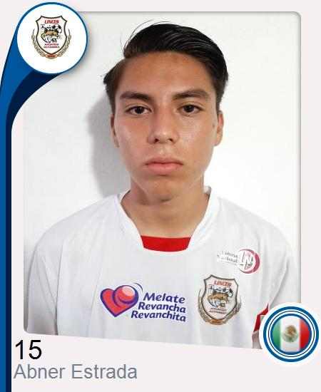 Abner Jair Estrada Gómez