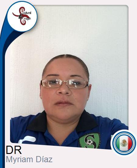 Myriam Alejandra Díaz Aguilar