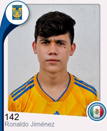 Ronaldo Israel Jiménez Gutiérrez