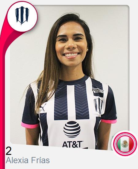 Alexia Vianey Frías Sánchez