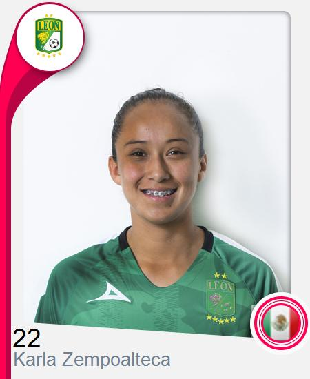Karla Daniela Zempoalteca Hernández