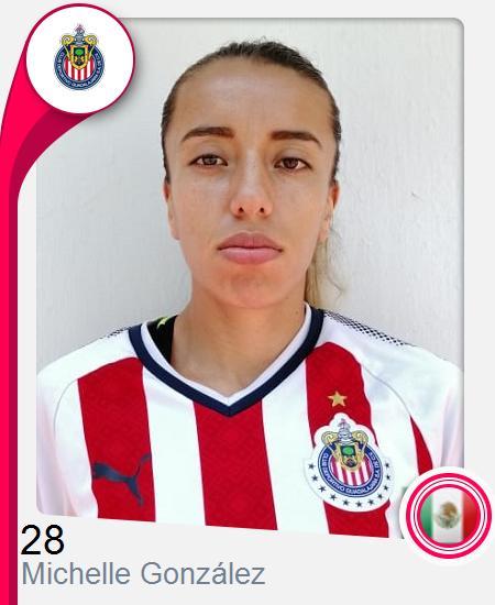 Michelle González Mercado