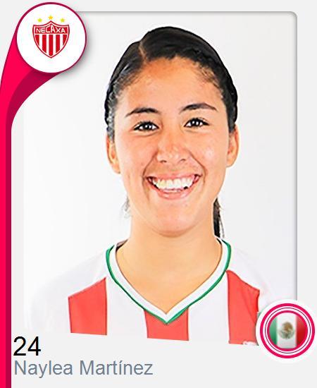 Naylea Martínez Galván