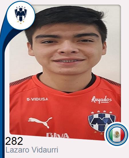 Lázaro Santiago Vidaurri Cortez