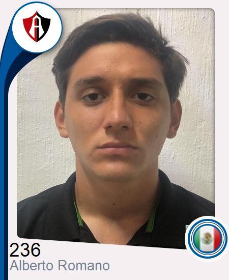 Alberto Romano Sanchez