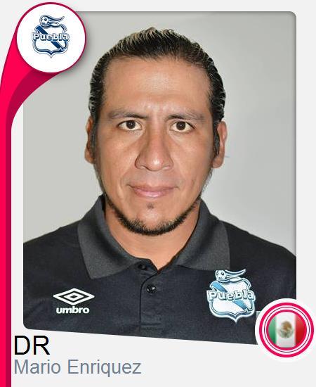 Mario Alberto Enriquez Espinosa