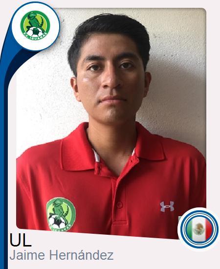 Jaime Aldemir Hernández García
