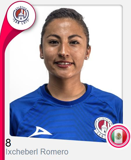 Ixchebel Tamara Romero García