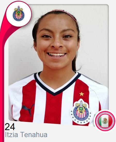 Itzia Tenahua Sánchez