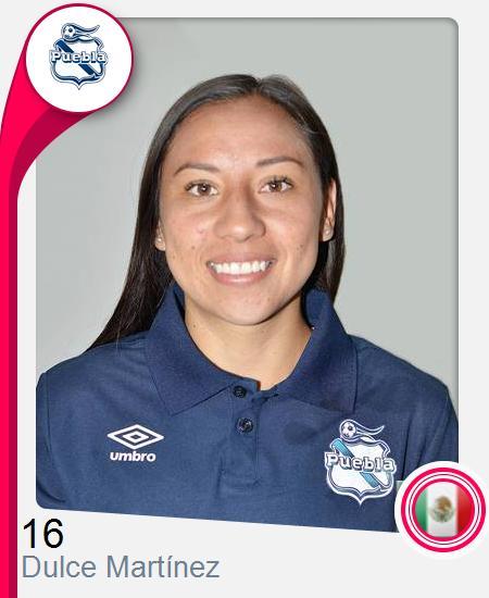 Dulce Eileen Martínez Morales
