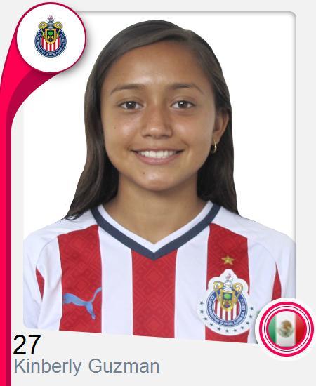 Kinberly Paloma Guzmán Prado