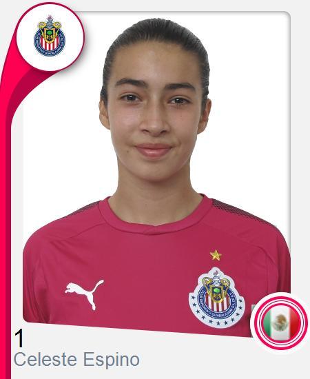 Celeste Maryel Espino Mendoza