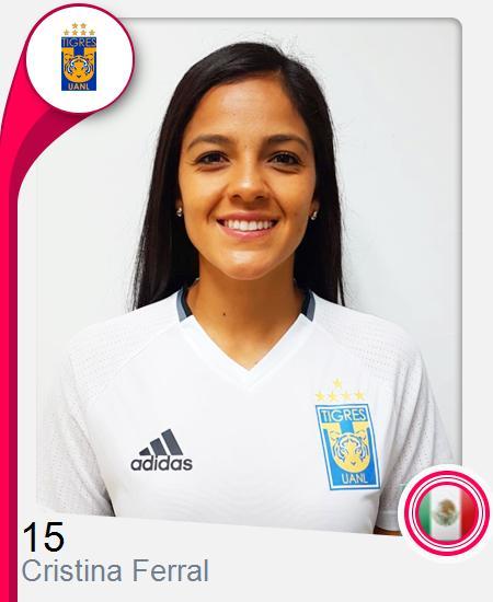 Cristina Del Carmen Ferral Montalvan
