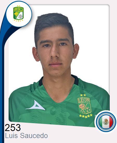 Luis Jesús Saucedo Abundiz