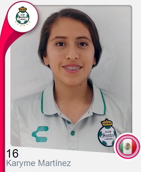 Karyme Alejandra Martínez Díaz
