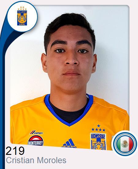 Cristian Tadeo Moroles Lara