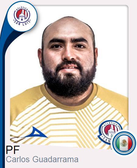 Carlos Francisco Guadarrama Montecillo