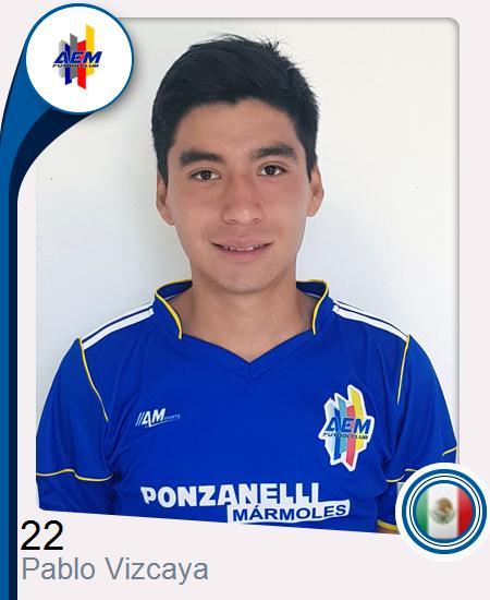 Pablo Fernando Vizcaya Alpizar