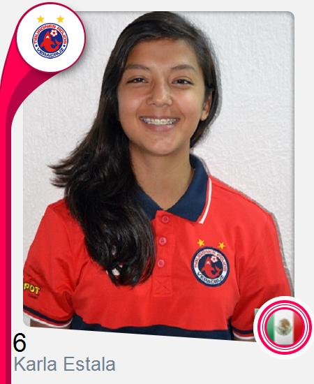 Karla Vanessa Estala Enríquez