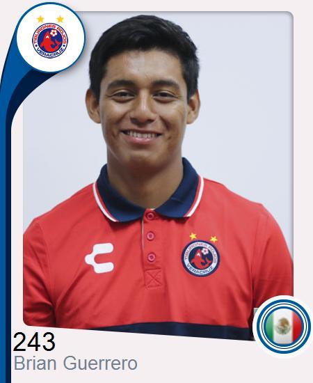 Brian Moisés Guerrero Guerrero
