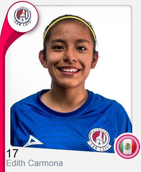 Edith Deyanira Carmona Castillo
