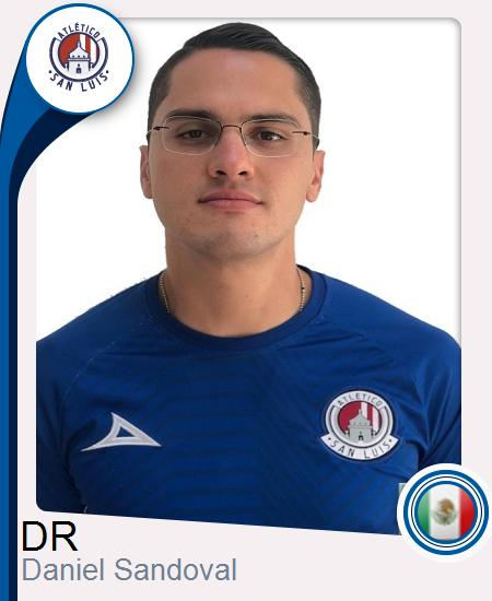 Daniel Sandoval Guerra