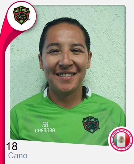 Pamela Alejandra Cano Carrillo