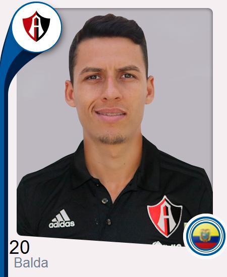Faberth Manuel Balda Rodríguez