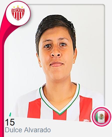 Dulce Maria Alvarado Guerrero