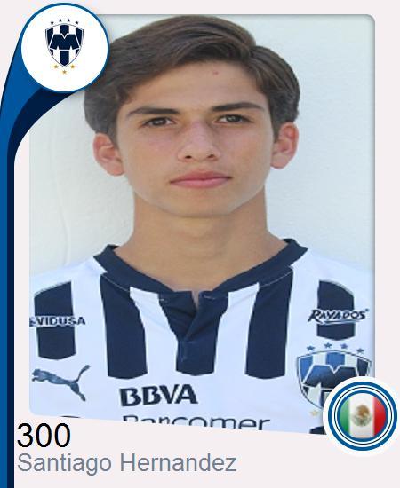 Santiago Hernandez Garza