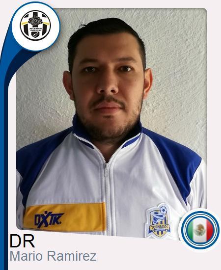 Mario Alberto Ramirez Peña