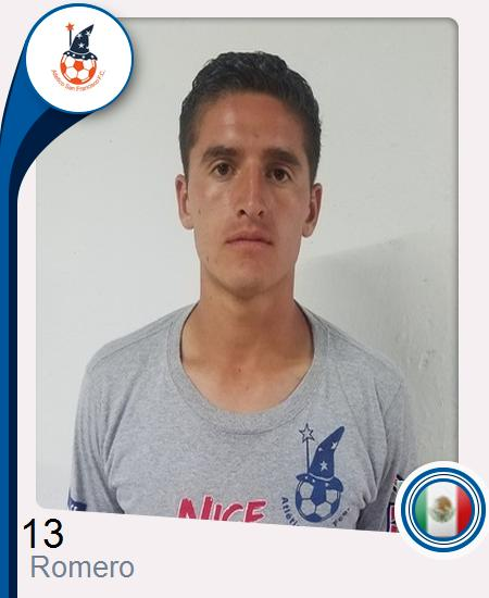 Miguel Angel Romero Guerrero