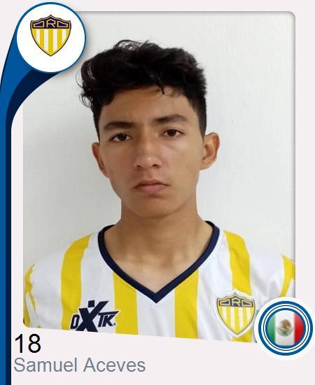 Samuel Aceves Romero