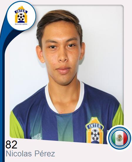Nicolás Pérez Buentello
