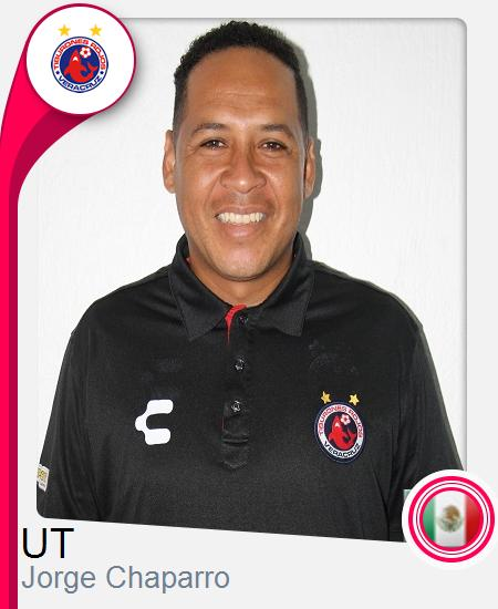 Jorge Chaparro Contreras