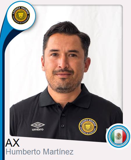 Humberto Martínez Vega