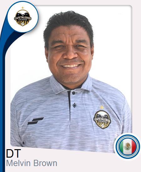 Melvin Brown Casados