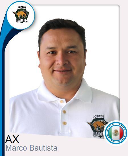 Marco Antonio Bautista Duarte