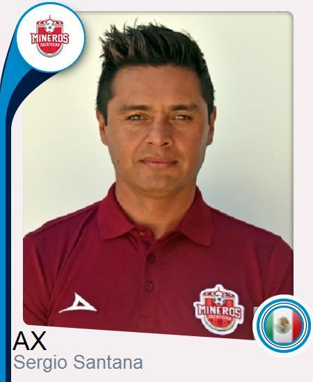 Sergio Alejandro Santana Piedra