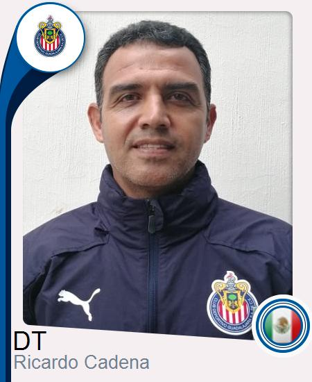 Ricardo Cadena Martínez