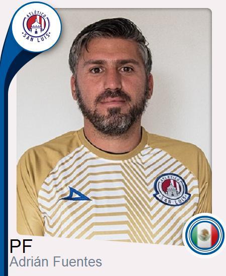 Adrián Néstor Fuentes Podio