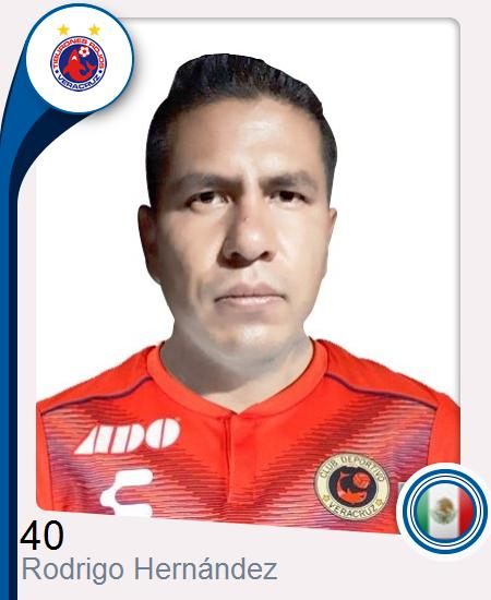 Rodrigo Hernández Sánchez