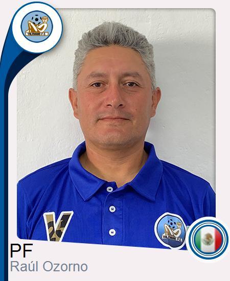 Raúl Ozorno Zárate